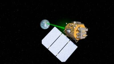 Beam Me Up Nasa To Use Lasers For Next Generation