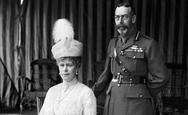Royal House Of Windsor The Story Behind Why King George V