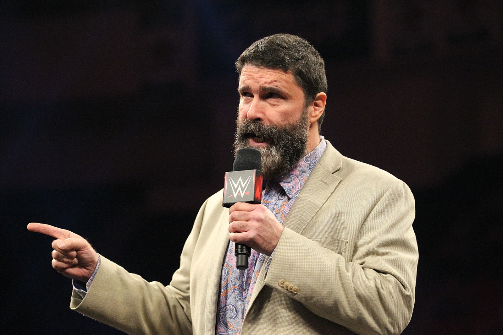 WWE Mick Foley reveals why Vince McMahon wasnt a fan of