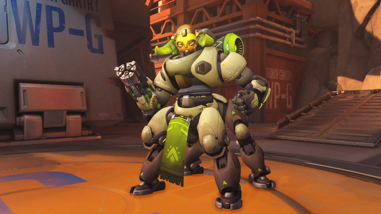 Overwatch Hero Orisa To Join Games Roster Later In March