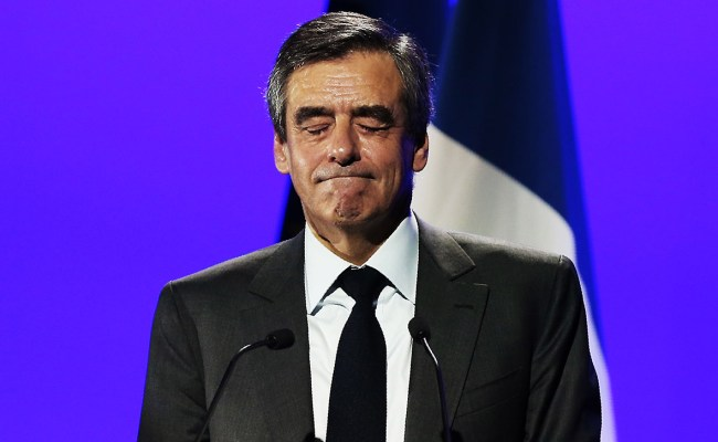 75 Of French Voters Want Francois Fillon To Drop Out Of