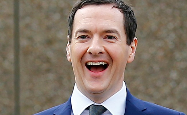 George Osborne Quits As Mp Ahead Of General Election