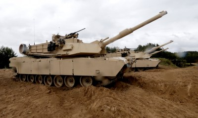 Next Generation U.S. Army Tanks