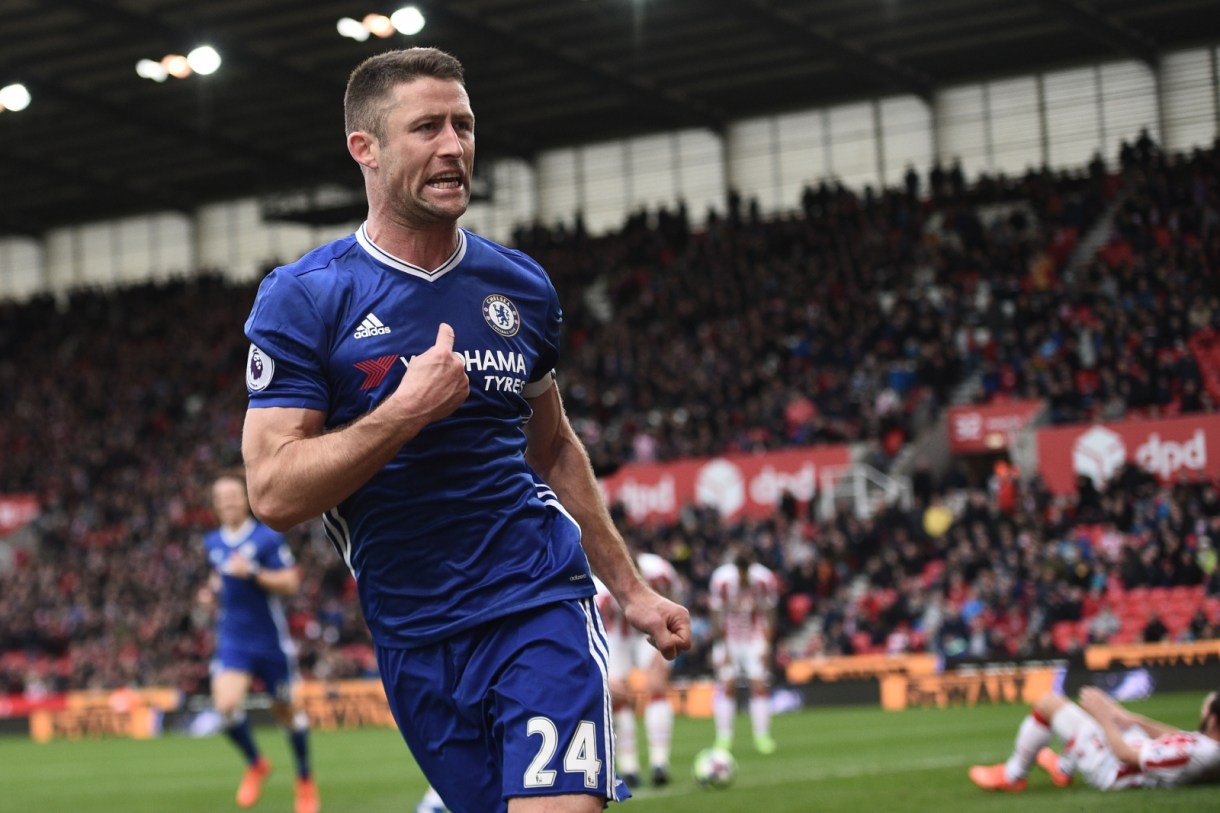Chelsea 'more than capable' of securing Premier League title, says Gary  Cahill