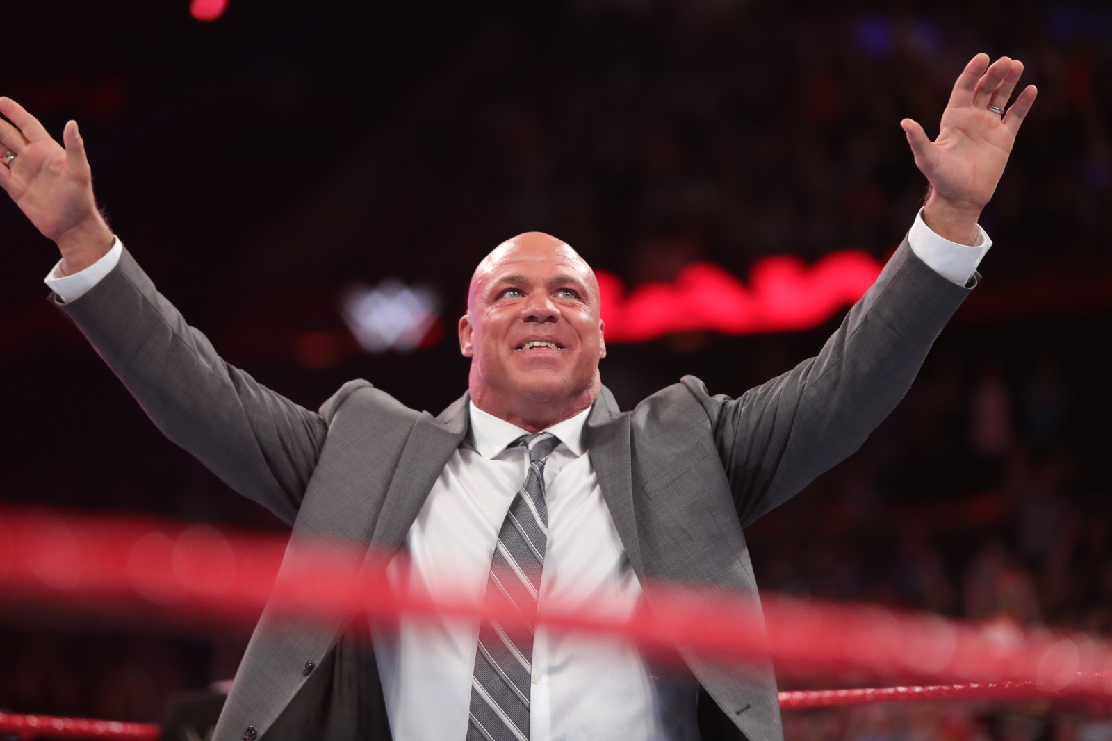 Wwe Kurt Angle S Return Fight Could Happen Near The End