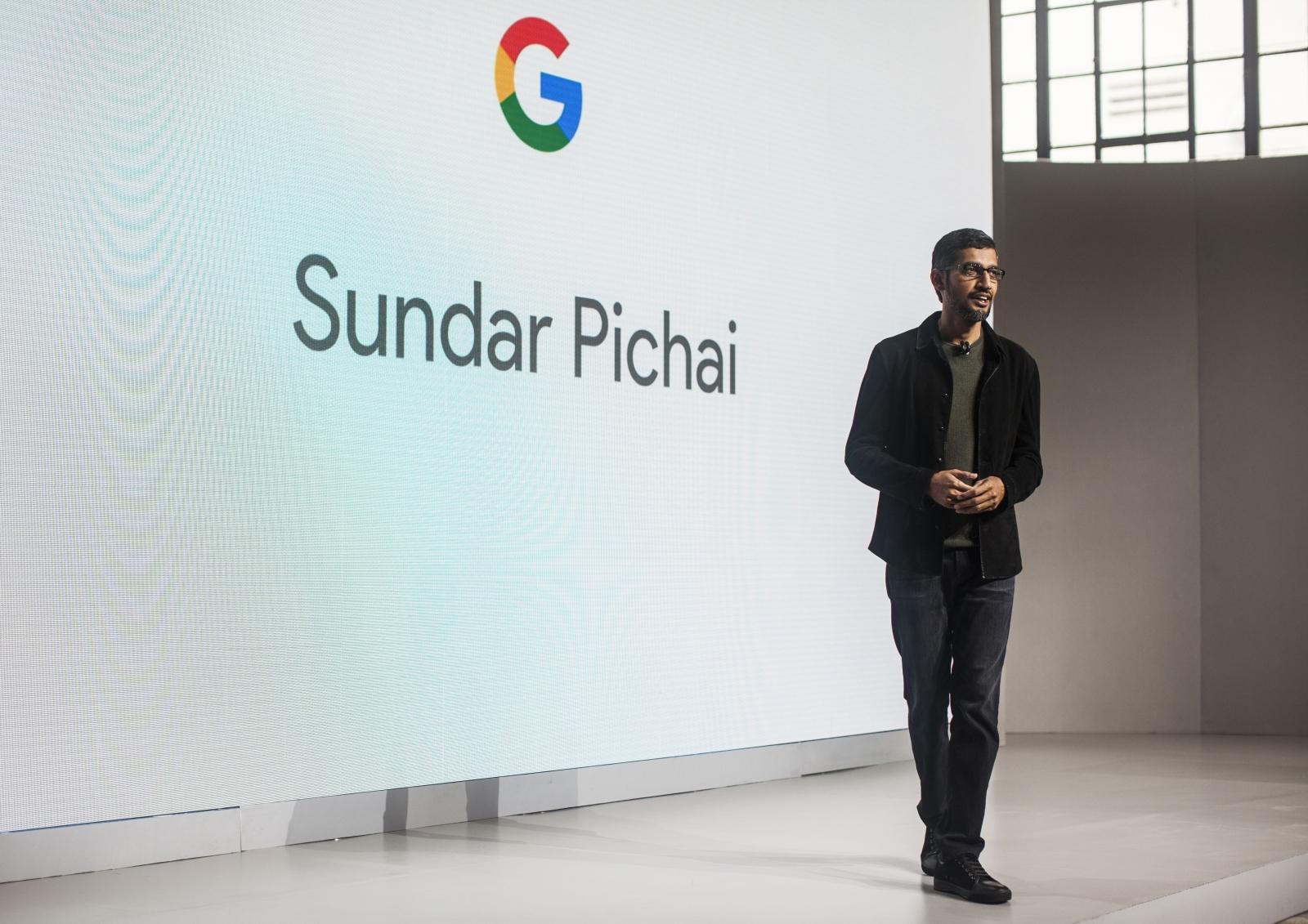 Executives Google Video