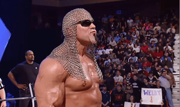 Fk the WWE Scott Steiner shoots on Triple H Stephanie McMahon and Randy Savage rumours