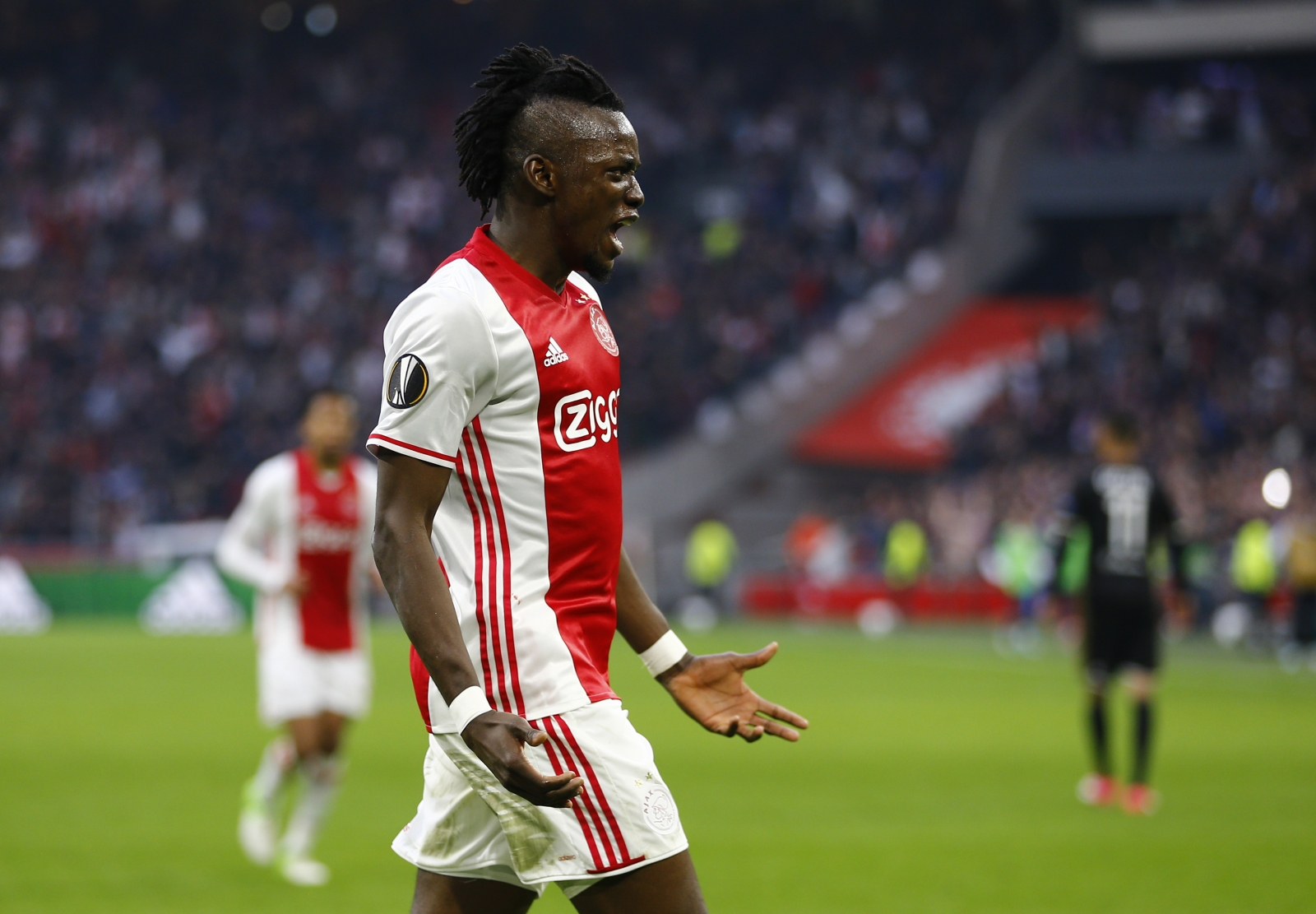 Image result for bertrand traore