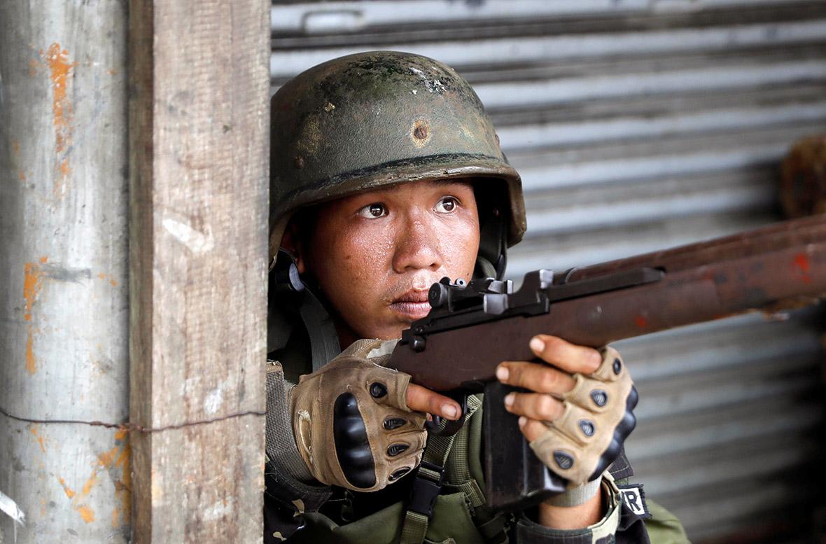 Siege Of Marawi Latest Photos Of Battle To Retake City