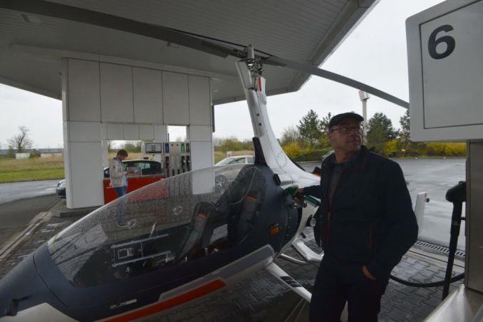 GyroDrive 'flying car'