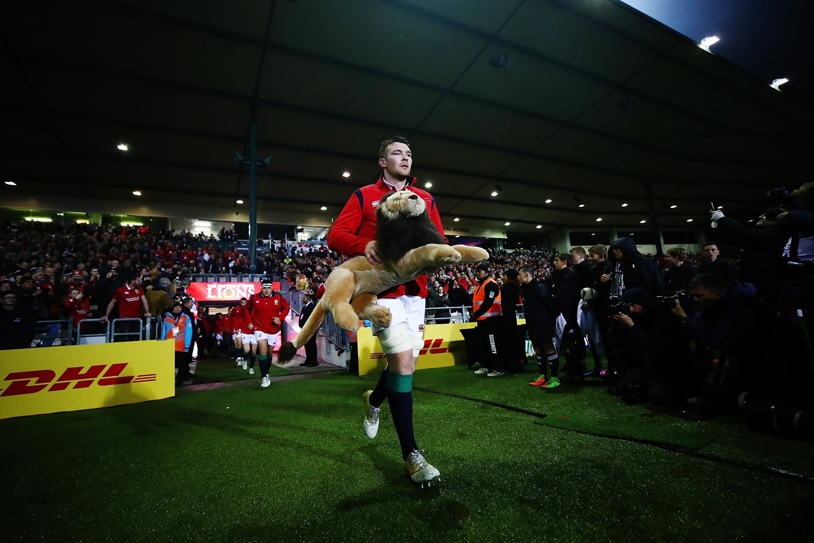Peter O Mahony To Captain British And Irish Lions In First New Zealand Test At Eden Park