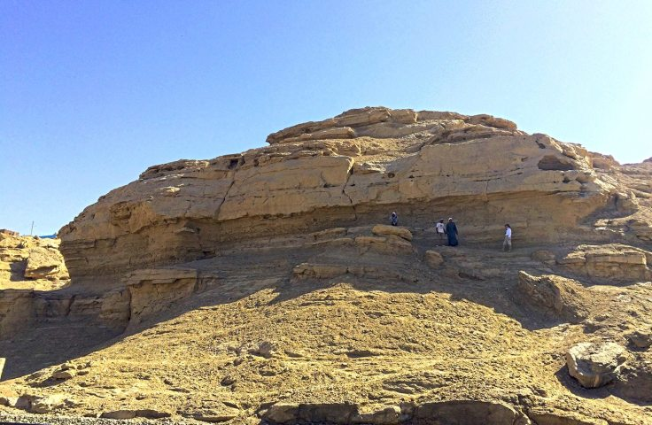 6 000-year- Rock Art Shows Emergence Of Ancient Egypt