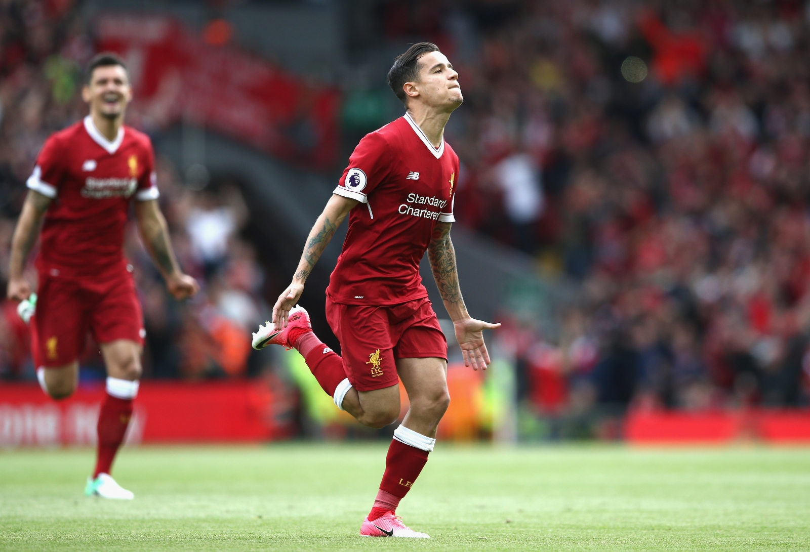 Liverpool willing to allow Philippe Coutinho to join PSG