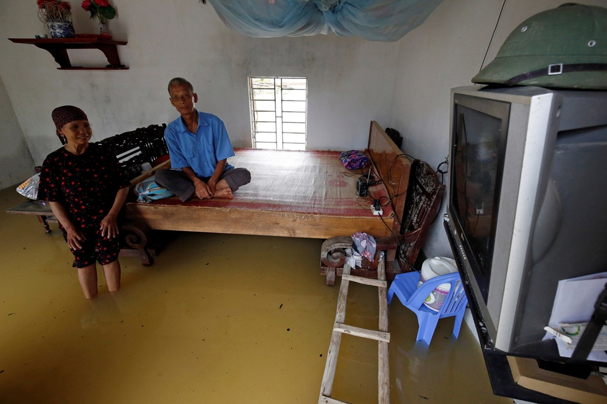Vietnam floods  At least 54 killed in Vietnam by landslides and 'worst floods in years' vietnam floods