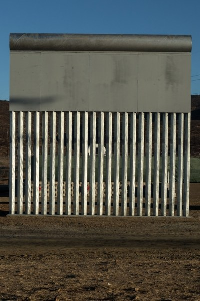 What The 8 Prototypes Of Trump S Us Mexico Border Wall