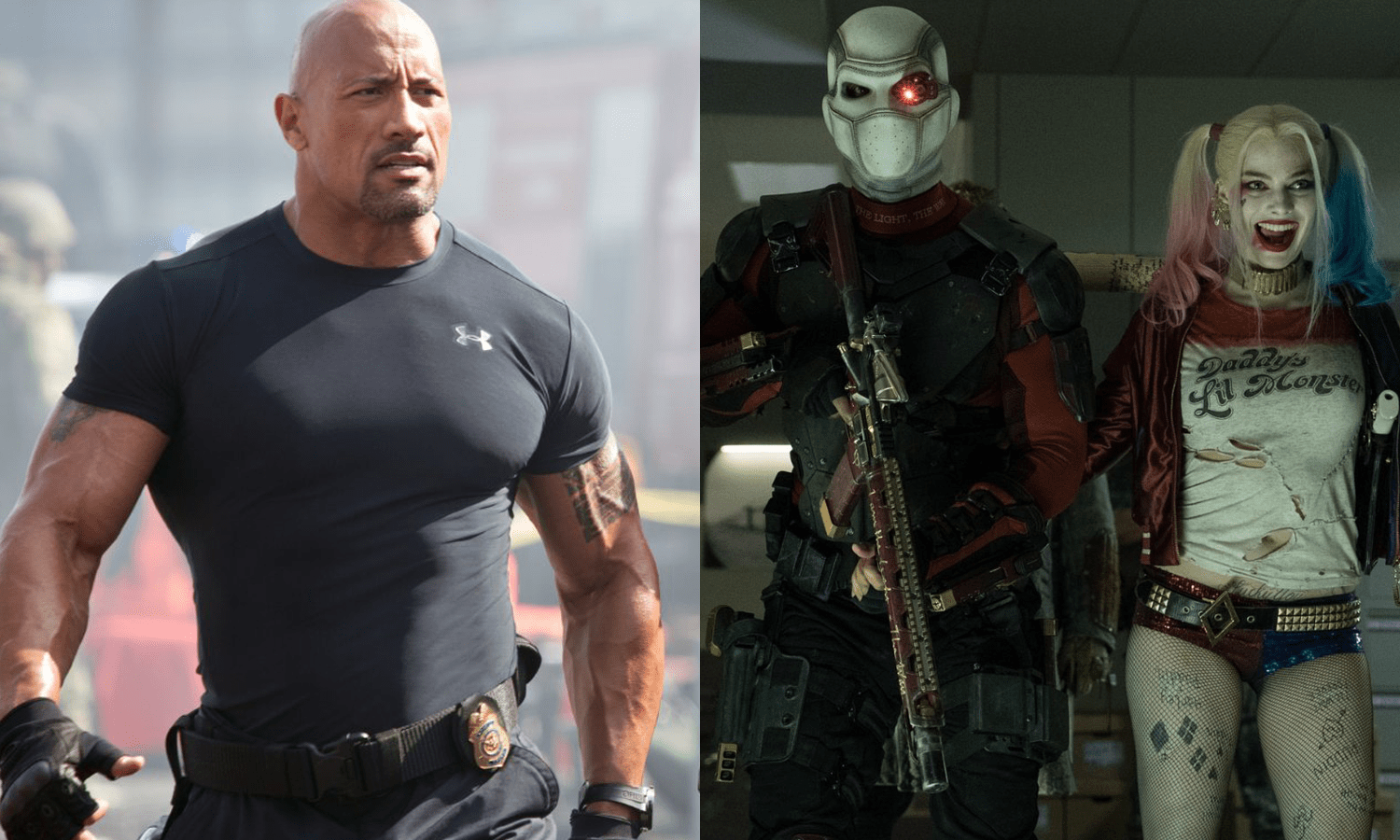 The Rock Linked To Major Role In Suicide Squad 2