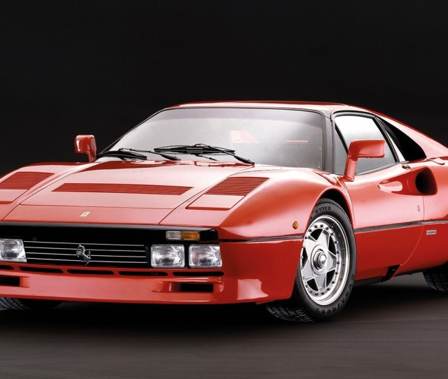 Ferrari Under The Skin Cars Worth  Million On Show At Design Museum In London