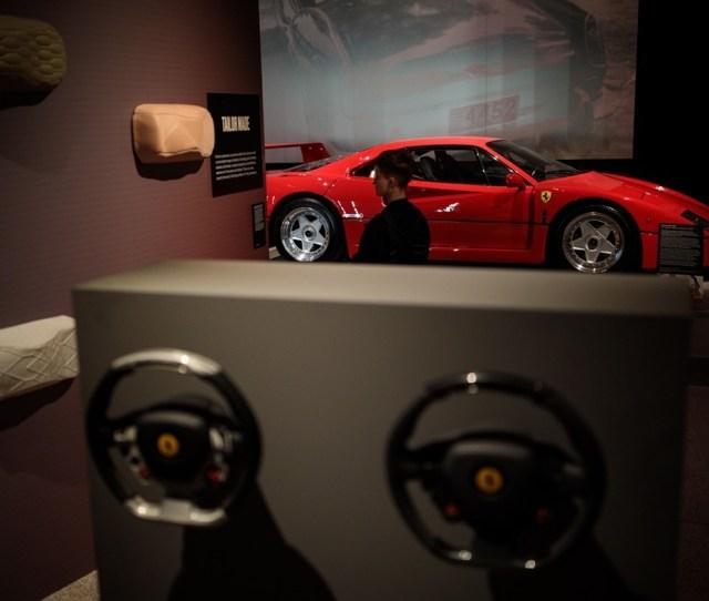Ferrari F   Jack Taylor Getty Images