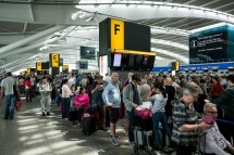 Bristol Airport Flights Cancelled Plane Careers