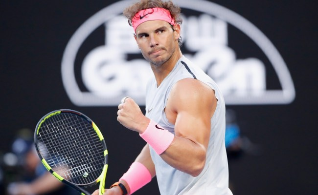 Rafael Nadal Confirms Addition To 2018 Schedule To