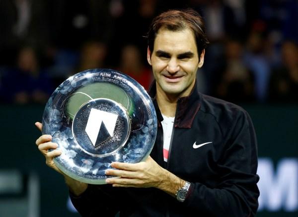 Coach Reveals Federer' Wife Influenced