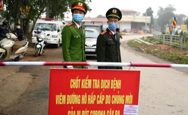 Vietnam Quarantines Area With 10 000 Residents Over