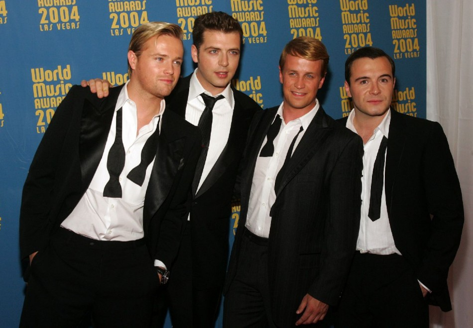 Westlife Torn Apart By Professional Rivalries The Band