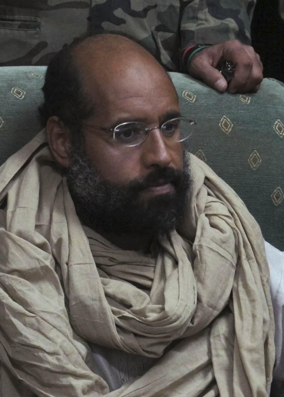 Libya Saif Gaddafis Captor Named as Defence Minister