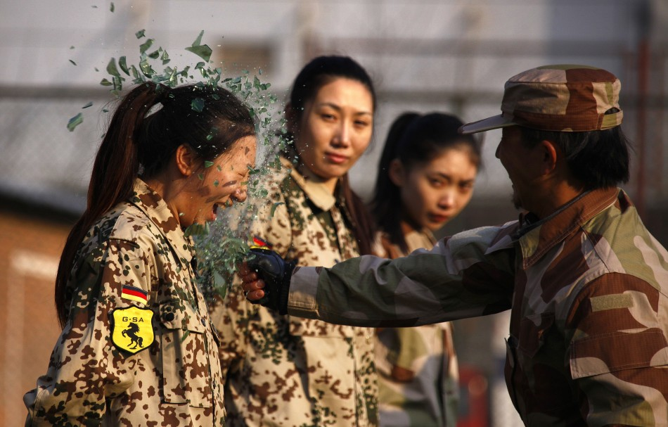 Bodyguard Training International