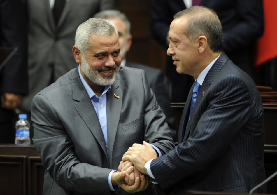 Image result for Ismail Haniyeh, Hamas, photos