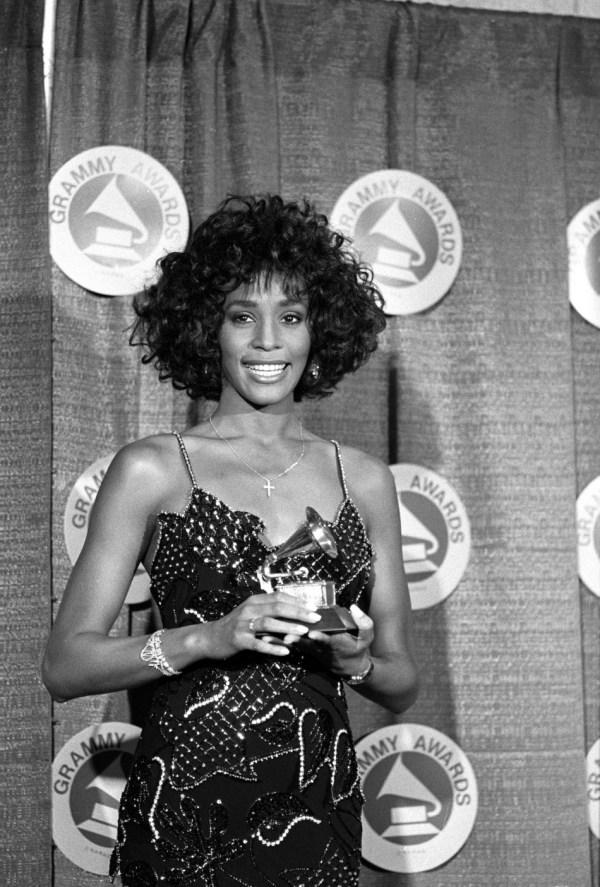 Whitney Houston Legend Remembered