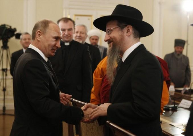 """""""Egy dolgot bizton lehet állítani: Putyin nem antiszemita"""""""