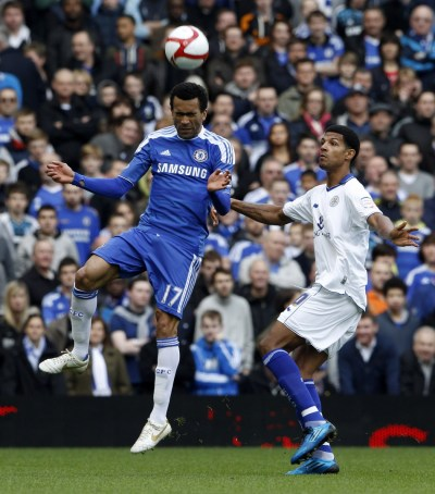 Chelsea Hammer Leicester 5 2 Torres Scores Twice Photos