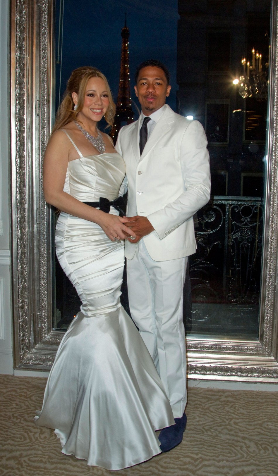 Mariah Carey and Nick Cannon Say I do for Fourth Time
