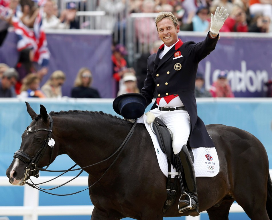 Equestrian Gold Overtakes Beijing Record For Team Gb Video