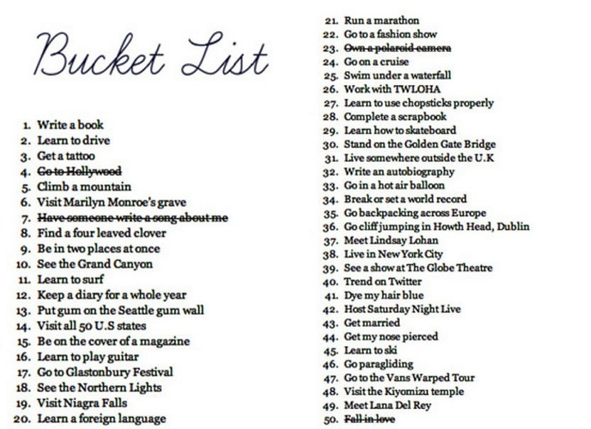 Megan Stammers Bucket List Revealed  I Want to Fall in
