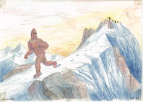 Biggest Bigfoot Species