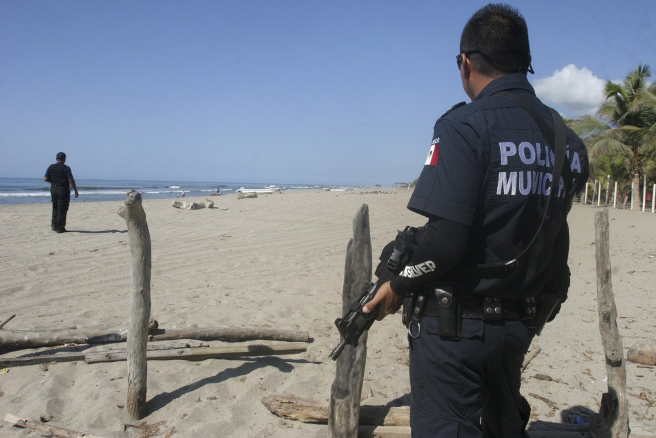 Acapulco police