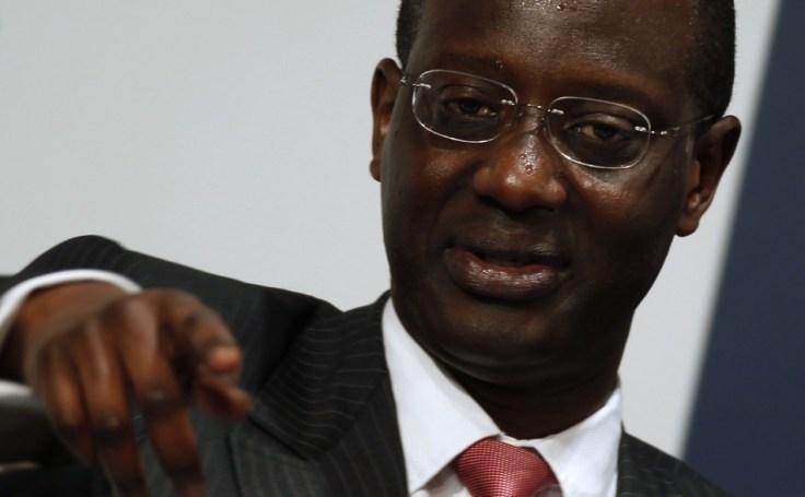 Prudential Chief Tidjane Thiam To Take Reins At Credit Suisse