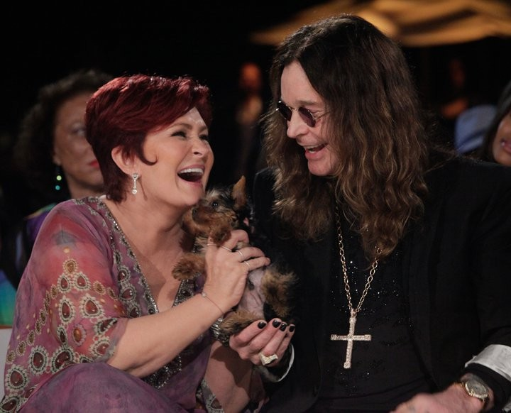 Ozzy and Sharon Osbourne Reveal Suicide Pact