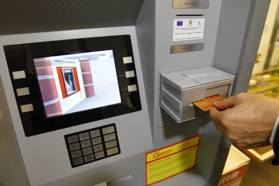 Romanian Prisoner Creates Gadget To Protect Cash Machines