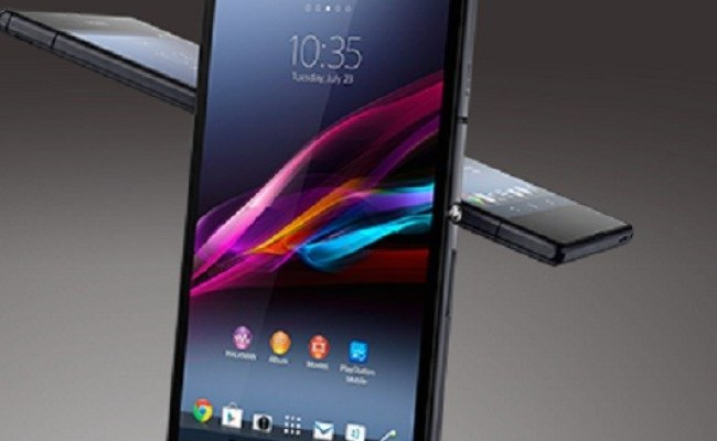 Sony Xperia Z Ultra Price And Release Details Revealed