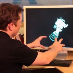 Motion Sensor Motorcycle Honda Shadow Wiring Diagram Elon Musk Shows Off 'iron Man' Computer In Vision Of The Future [video]