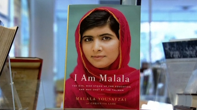 The Book I Am Malala Goes On Sale In New York