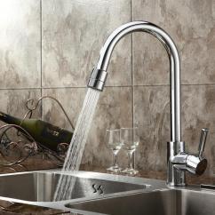 Kitchen Faucet Spout & Bath 厨房水龙头原来是这种最经用 我是边看边哭 买错了 厨房龙头喷口