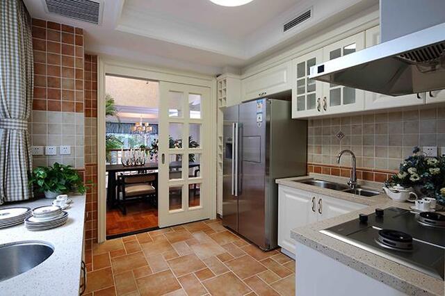 kitchen cabinets set contemporary chairs 20年橱柜设计师告诉你橱柜样式这样设计会更好 厨柜设置