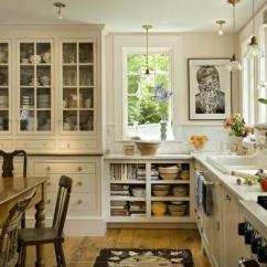 Cheap Kitchen Storage Remodeling Ideas 厨房就要这样装修 一般人我不告诉他 厨房装修要注重细节 比如采光 通风和存储空间等问题