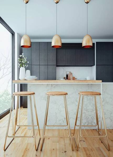 kitchen designer bar ideas 设计师力荐 最简约的厨房设计 家居频道 凤凰网 厨房设计师