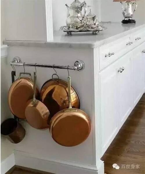 kitchen pot sets motion sensor faucet 厨房锅具收纳妙招奉上厨房不再乱糟糟 家居频道 凤凰网 厨房锅具