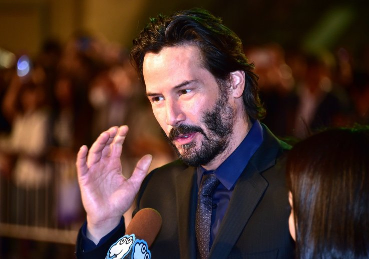 Keanu Reeves Is Taking Over And We Re Here For It